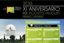 Torneo XI Aniversario en La Finca Golf Resort