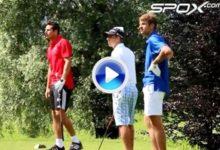 El Bayern de Guardiola se divierte jugando al golf (y VÍDEO)