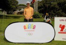 Carlota Ciganda, estrella de un Open de España muy olímpico en Madrid