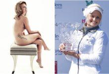 Carly Booth también se desnuda este verano