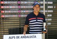 Pol Bech ganó el Alps Andalucía; Balmaseda y Colomo, segundos