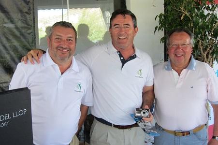 Felicidades a los campeones en el II Torneo Opengolf.es