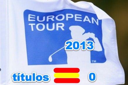 European Tour Bandera