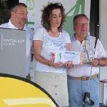 G.Ferrandis García-Aparisi se mereció el putter PING y su trofeo de campeona