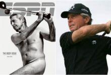 Gary Player desnuda sus 77 años (Primeras Fotos)