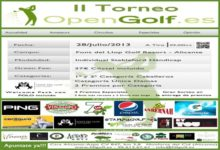 Opengolf.es lo pone todo en su segundo torneo menos los 'birdies'