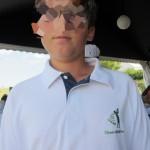 Jóvenes en el torneo Opengolf