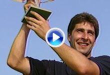 VÍDEO: Olazábal ya ganó en 1990 el Bridgestone con record (12 golpes) vea los mejores momentos