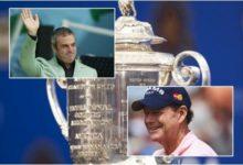 McGinley y Watson, los capitanes Ryder, jugarán el US PGA