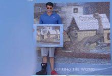 Michael Phelps, víctima de los peligros del golf