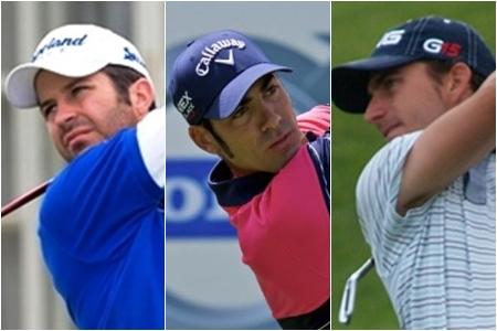 Pedro Oriol, Alvaro Quirós, Alejandro Cañizares