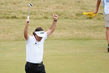 Phil Mickelson brazos