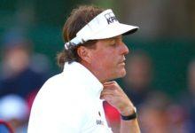 Los impuestos fríen al campeón del Open, Phil Mickelson