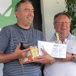 Putter Ping, alquiler gratis en Centauro y uvas para uno de los ganadores