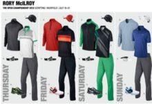 Así vestirá Rory McIlroy en el Open Británico