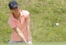 Tania Elósegui, a cuatro de Pace y Herbin en el Open de España