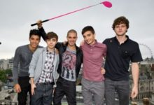 Max George, el golfista orgulloso de 'The Wanted'
