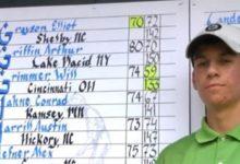 Will Grimmer (16 años) firma un mágico 59 en el recorrido de Pinehurst nº1