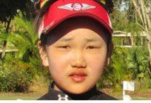 Una niña de 10 años registró nuevo récord de precodidad en el US Open amateur