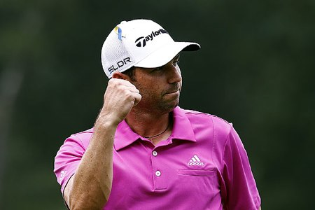 Sergio García. Foto Stan Badz PGA Tour