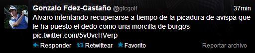Gonzalo Fdez.-Castaño Tweet