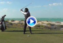 El swing a cámara lenta de un campeón, Jason Dufner (VÍDEO)