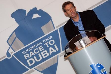 Keth Waters del Tour Europeo, anunció el calendario y sus novedades