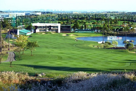 Nicklaus Golf Club de Incheon, de Corea del Sur.