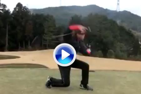 Un 'swing' estilo Ninja: seguro, agresivo y divertido (VIDEO)