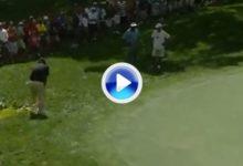 Resumen de la tercera jornada del US PGA con el salto de rana de Mickelson incluido (VÍDEO)