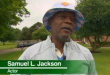 Samuel L. Jackson confiesa que Trump le hizo socio de uno de sus clubes de golf sin su consentimiento