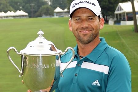 Sergio García Campeón Wyndham Championship