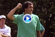 Seve Ballesteros y Sergio García son historia del Barclays, vea los mejores momentos (VÍDEO)