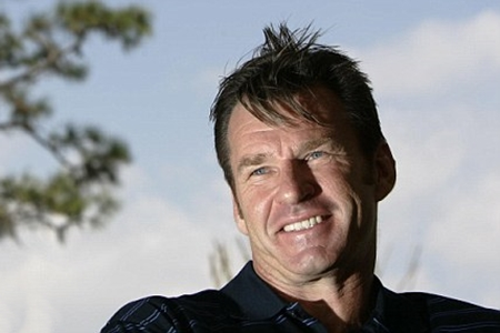 Sir Nick Faldo Foto Daily Mail