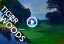 Tiger mantiene el pulso en Oak Hill. Resumen de su primera ronda (VÍDEO)