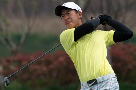 El chino de 12 años Ye, invitado al Masters Europeo