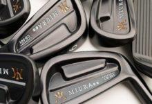 Los Miura que atraen y dan miedo en el golf: palos negros zaínos