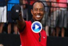 Así fraguó Tiger su triunfo en el Bridgestone (VIDEO)