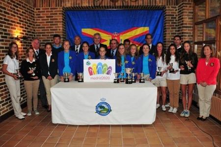 Asturias con Pasarín y Sanjuan revalida título en el Int. Sub 25