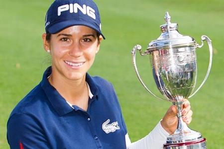 Azahara Muñoz campeona en Francia
