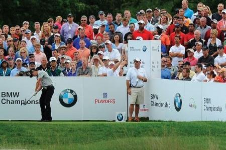 Arrestado por llevar una pistola en el Campeonato BMW, del PGA Tour