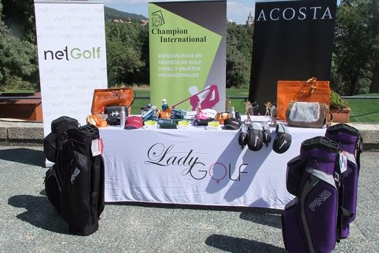 El Circuito Lady Golf brilla con fuerza a su paso por La Herrería