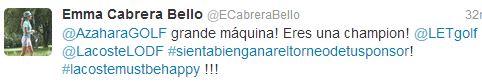 Emma Cabrera-Bello