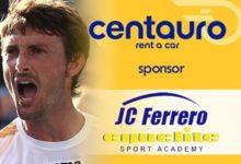 JC Ferrero (Centauro) apunta a la capitanía de Copa Davis