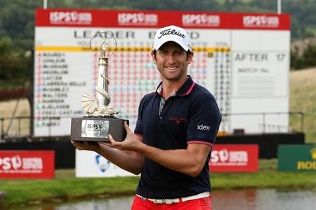 Gregory Boourdy ganador en Gales