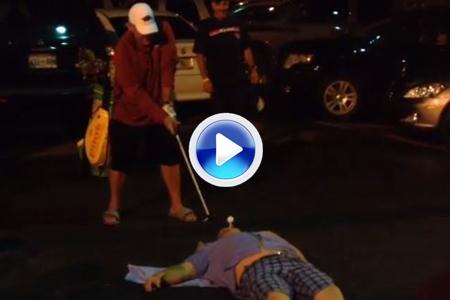 Noche, bar y golf ¿peligros para John Daly? (VÍDEO)