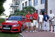La Finca Golf puso el broche de oro al Circuito Audi quattro Cup