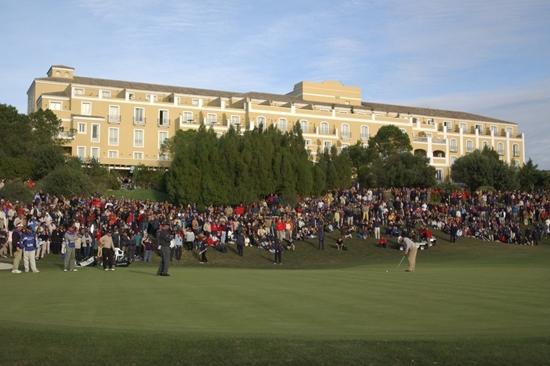 Montecastillo, sede de la Final del gran Circuito Lady Golf