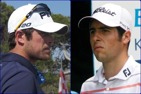 Nacho Elvira y Adrián Otaegui
