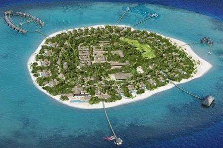 Academia Olazábal en una lujosa isla en Maldivas